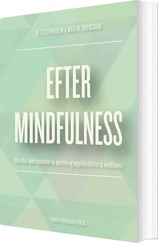 Image of   Efter Mindfulness - Ole Stjernholm - Bog
