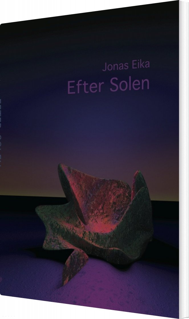 Image of   Efter Solen - Jonas Eika - Bog