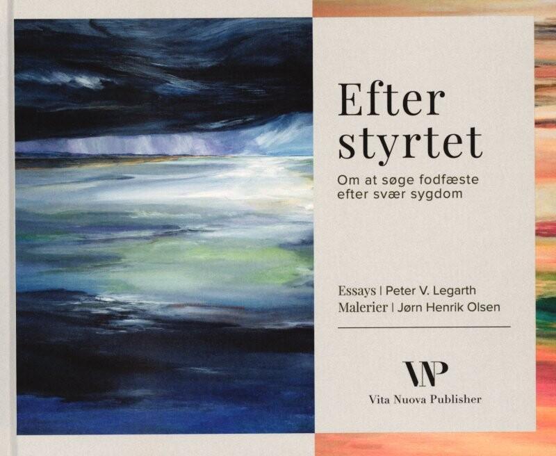 Efter Styrtet - Jørn Henrik Olsen - Bog
