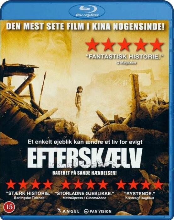 Image of   Aftershock / Efterskælv - Blu-Ray
