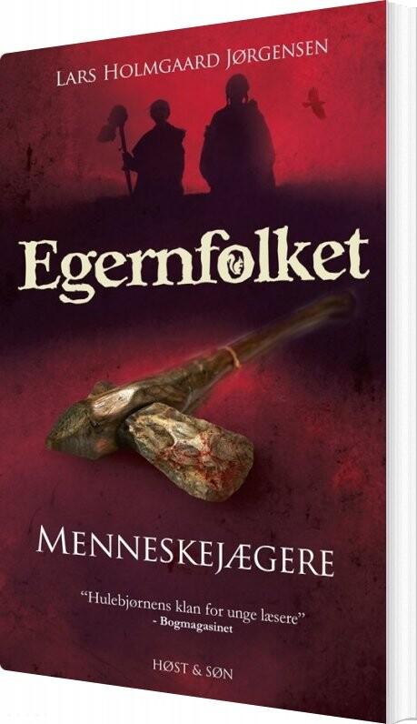 Billede af Egernfolket 1 - Lars Holmgaard Jørgensen - Bog