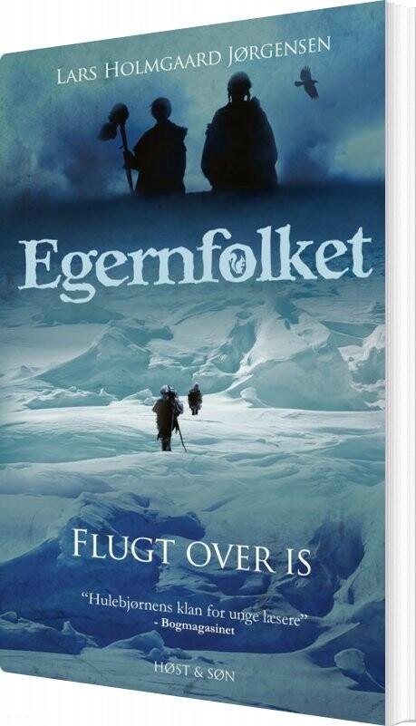 Billede af Egernfolket 2 - Lars Holmgaard Jørgensen - Bog