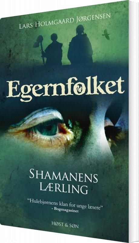 Billede af Egernfolket 3 - Lars Holmgaard Jørgensen - Bog