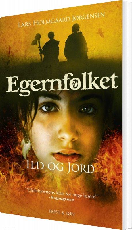 Billede af Egernfolket 4 - Lars Holmgaard Jørgensen - Bog