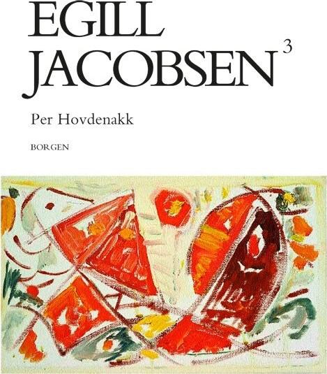 Image of   Egill Jacobsen 3 - Per Hovdenakk - Bog