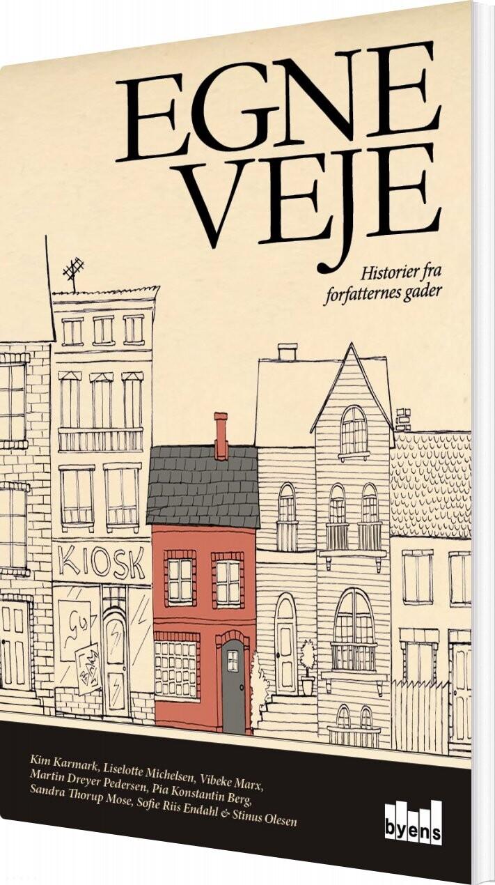 Egne Veje - Vibeke Marx - Bog