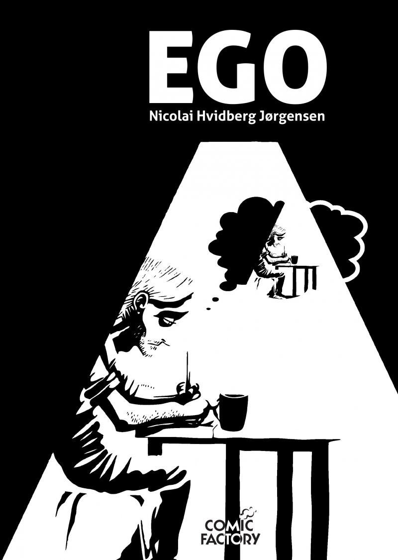 Billede af Ego - Nicolai Hvidberg Jørgensen - Tegneserie