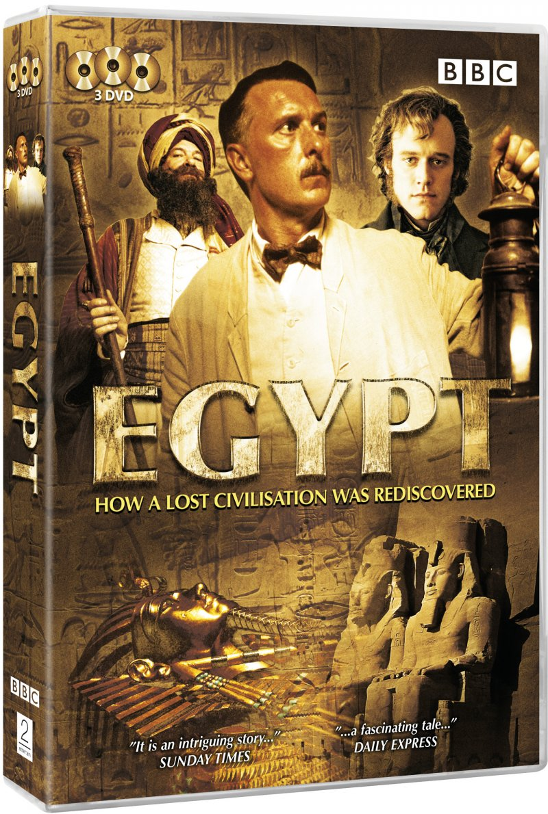 Billede af Egypt - How A Lost Civilisation Was Rediscovered - Bbc - DVD - Film