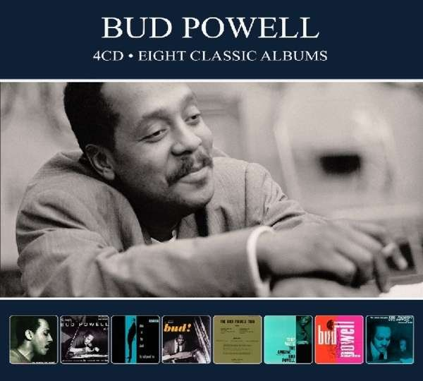 Image of   Bud Powell - Eight Classic Albums - CD