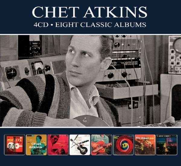 Image of   Chet Atkins - Eight Classic Albums - CD
