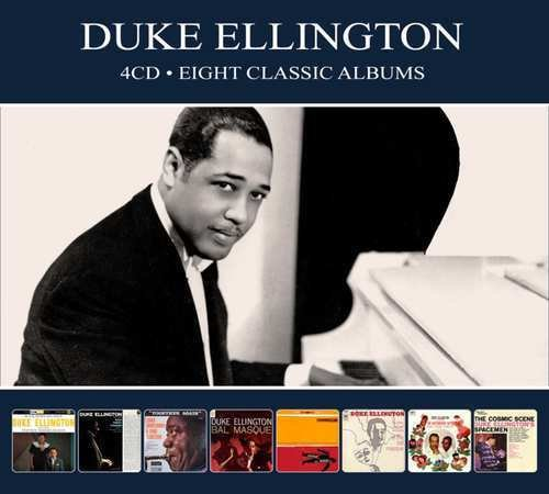 Image of   Duke Ellington - Eight Classic Albums - CD