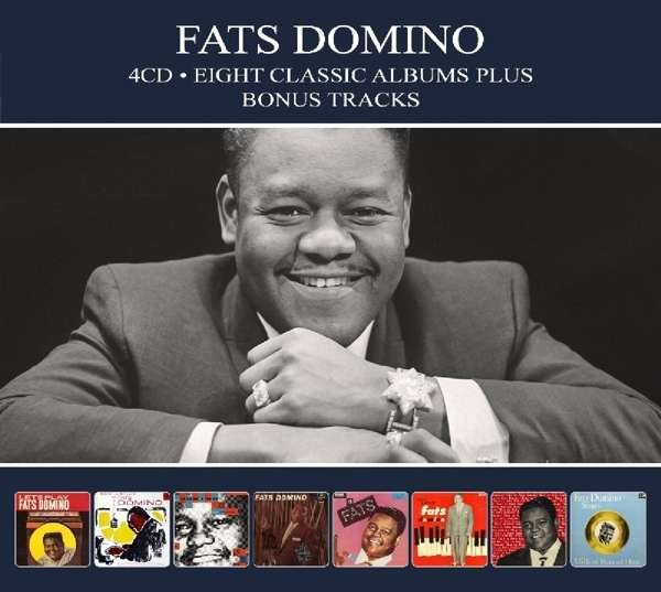 Image of   Fats Domino - Eight Classic Albums - CD
