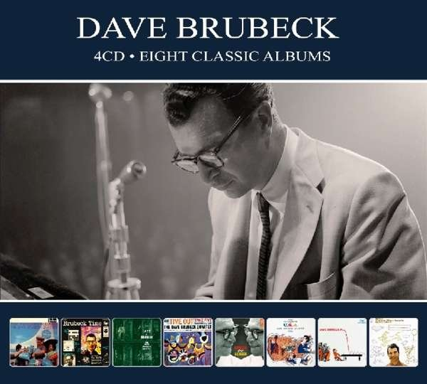 Image of   Dave Brubeck - Eight Classic Albums - CD