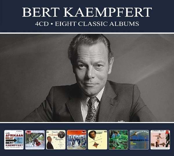 Billede af Bert Kaempfert - Eight Classic Albums - CD