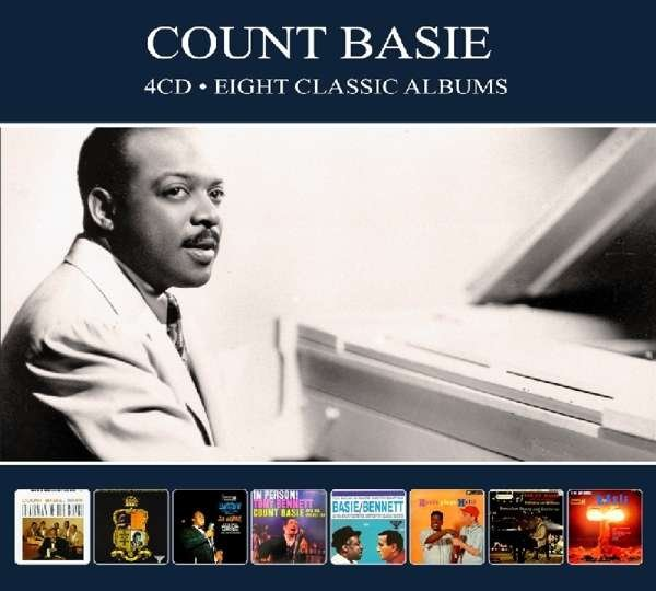 Image of   Count Basie - Eight Classic Albums - CD