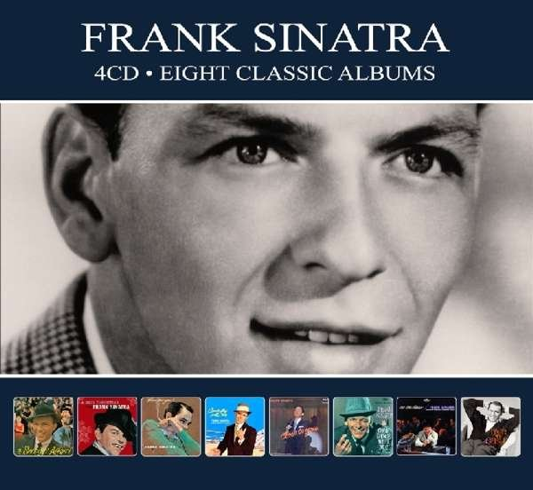 Image of   Frank Sinatra - Eight Classic Albums - CD