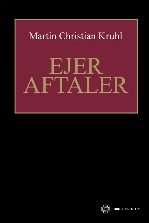 Ejeraftaler - Martin Christian Kruhl - Bog