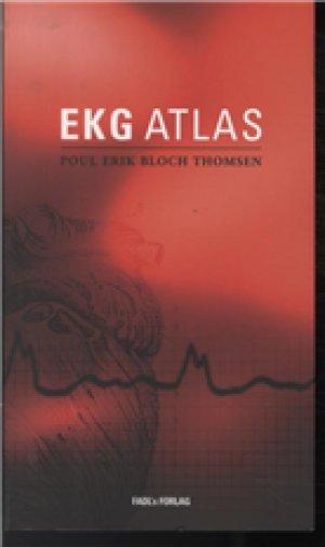 Ekg Atlas - Poul Erik Bloch Thomsen - Bog
