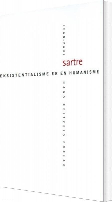 Image of   Eksistentialisme Er En Humanisme - Jean-paul Sartre - Bog