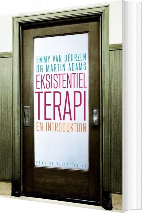 Image of   Eksistentiel Terapi - Emmy Van Deurzen - Bog