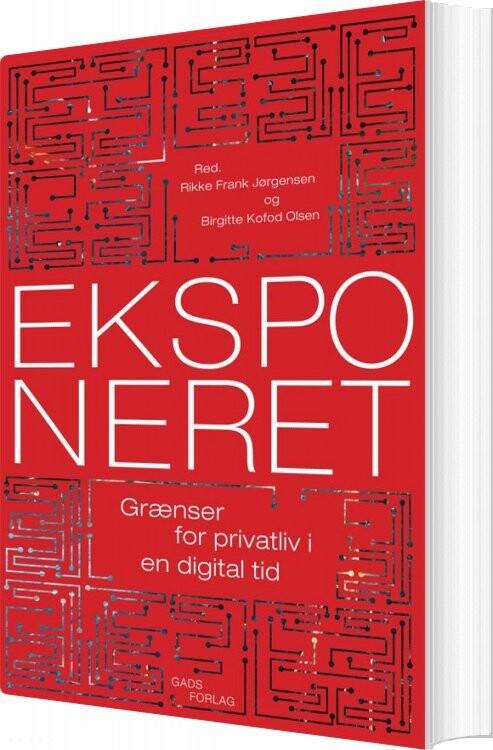 Image of   Eksponeret - Birgitte Kofod Olsen - Bog