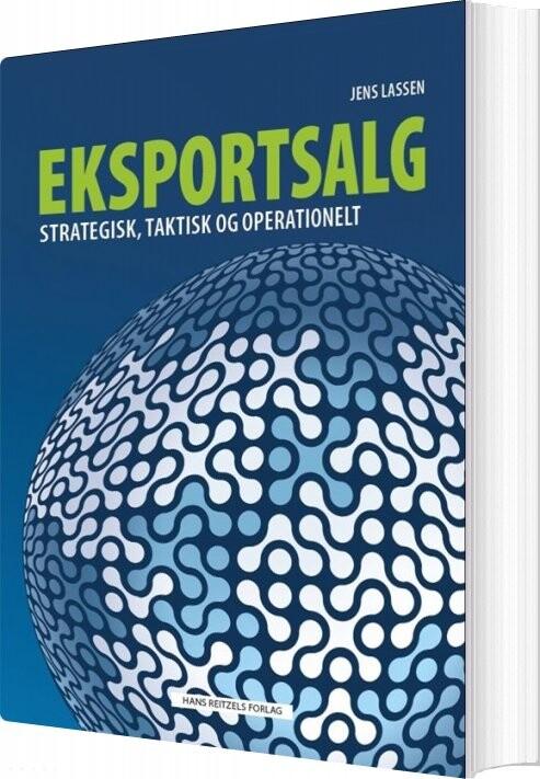 Eksportsalg - Jens Lassen - Bog