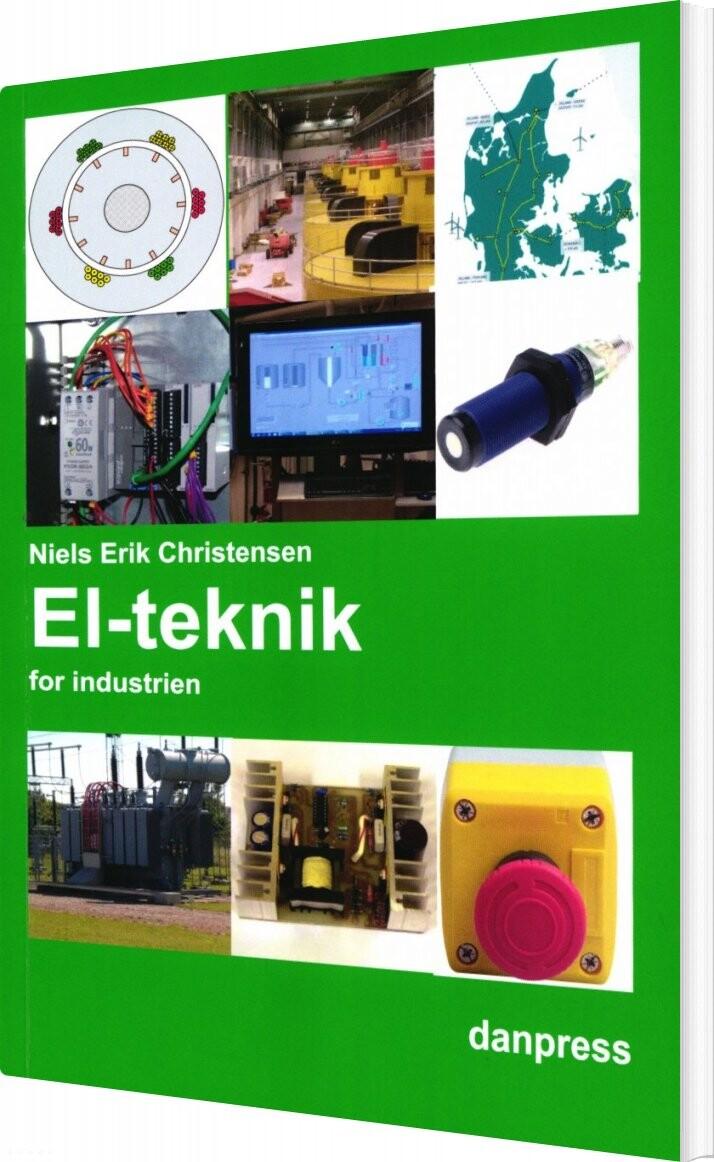 Image of   El-tenik - Niels Erik Christensen - Bog