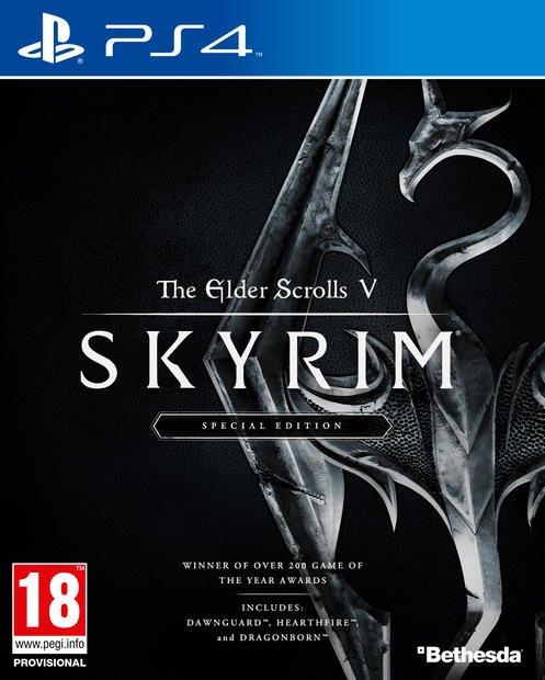 Image of   Elder Scrolls V: Skyrim (special Edition) - PS4
