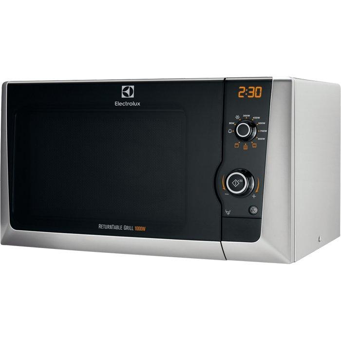 Image of   Electrolux Mikrobølgeovn 800w 18,5l - Ems21400s - Sølv