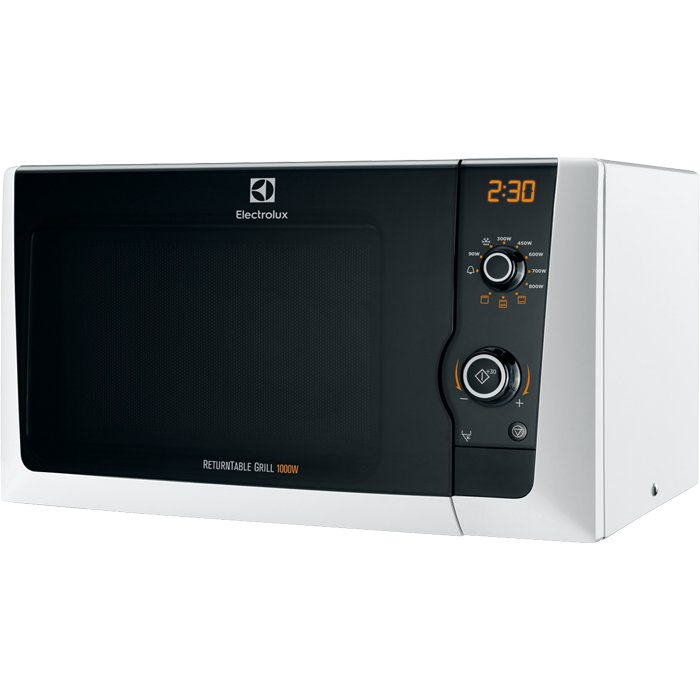 Image of   Electrolux - Mikroovn - 21l 800w - Hvid - Ems21400w