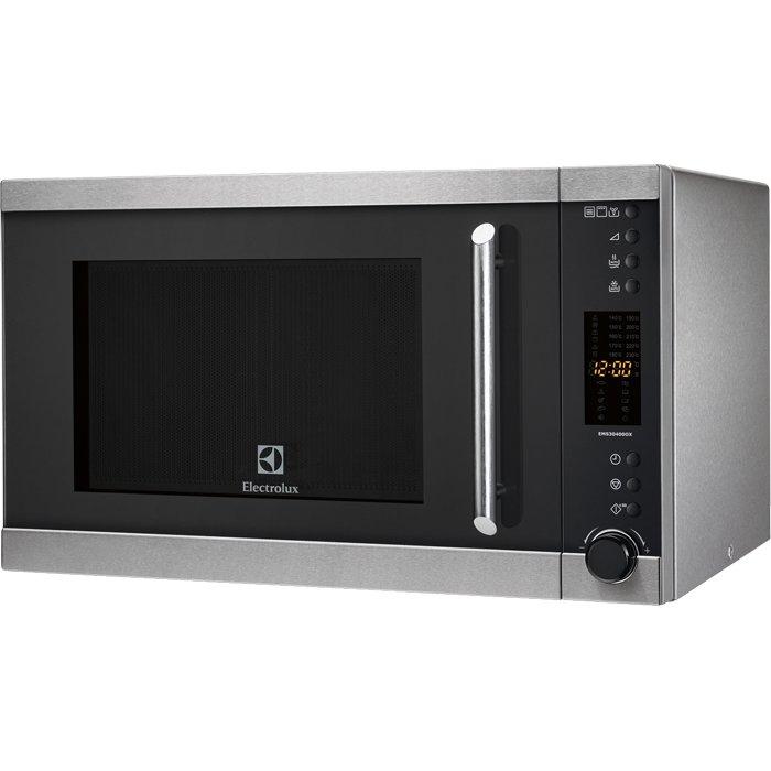 Image of   Electrolux - Mikroovn - 24,5l 900w - Sølv - Ems30400ox