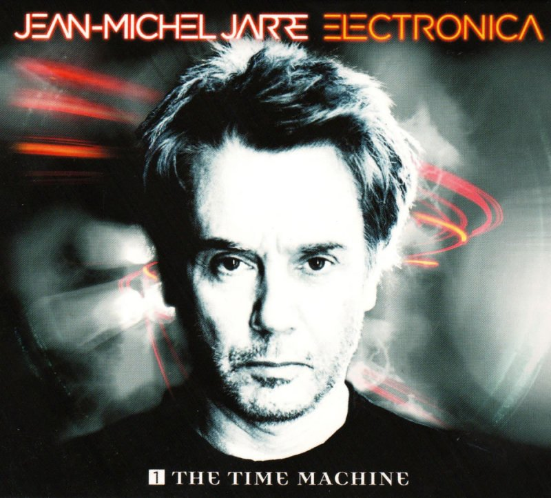 Image of   Jean-michel Jarre - Electronica 1: The Time Machine - CD