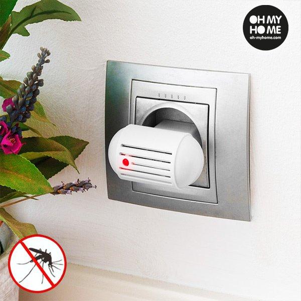 Image of   Elektrisk Ultralydsskræmmer Mod Myg