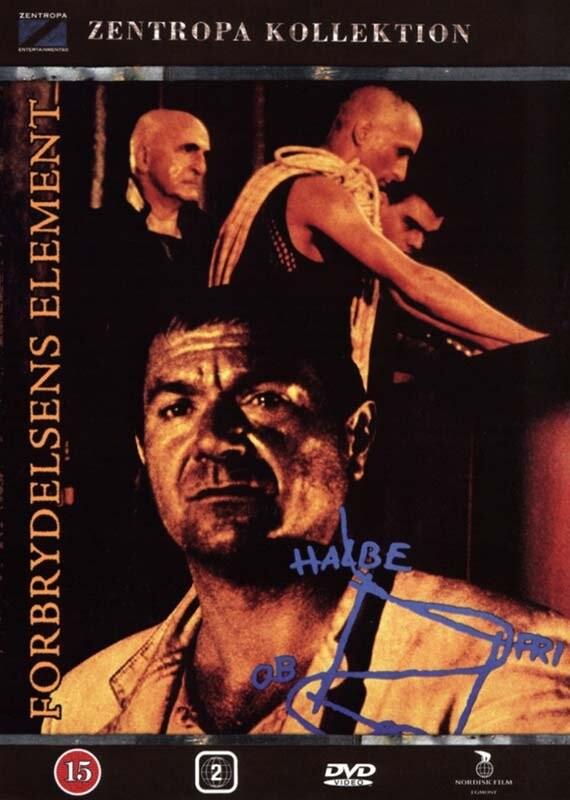Image of   Forbrydelsens Element / Element Of Crime - DVD - Film