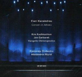 Image of   Eleni Karaindrou - Concert In Athens - CD