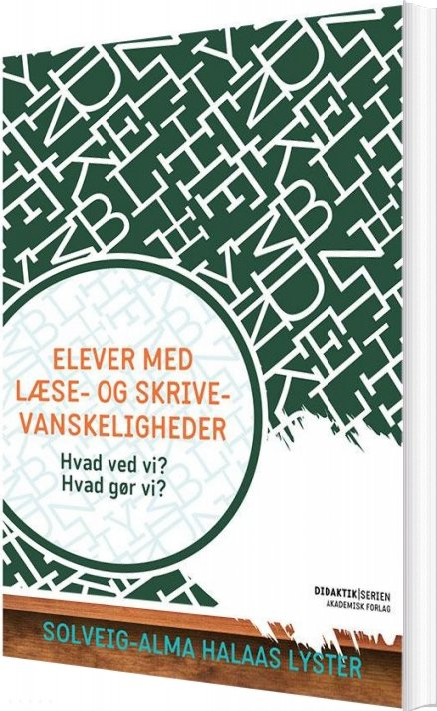 Image of   Elever Med Læse- Og Skrivevanskeligheder - Solveig-alma Halaas Lyster - Bog