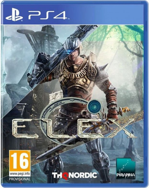 Image of   Elex - PS4