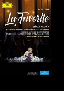 Image of   Elina Garanca Donizetti: La Favorite - DVD - Film