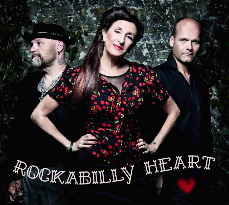 Image of   Rockabilly Heart - Rockabilly Heart (cd+dvd) - CD