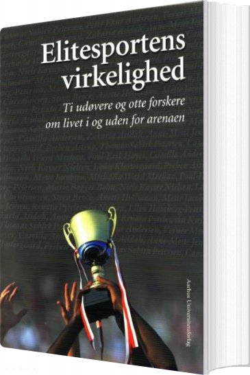 Image of   Elitesportens Virkelighed - Bog