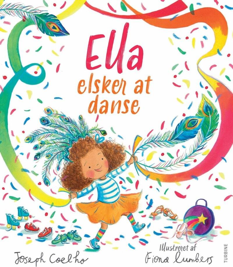 Ella Elsker At Danse - Joseph Coelho - Bog