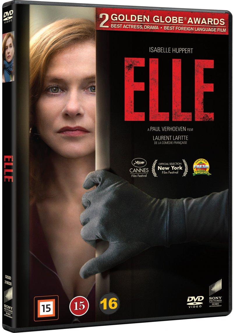 Image of   Elle - 2016 - DVD - Film