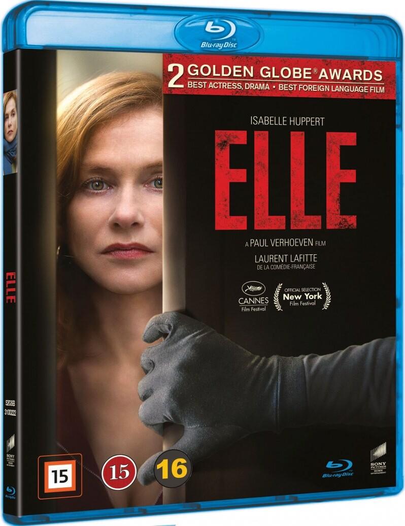 Image of   Elle - 2016 - Blu-Ray