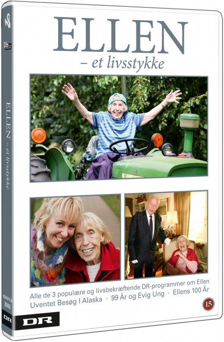 Image of   Ellen - Et Livsstykke - DVD - Film