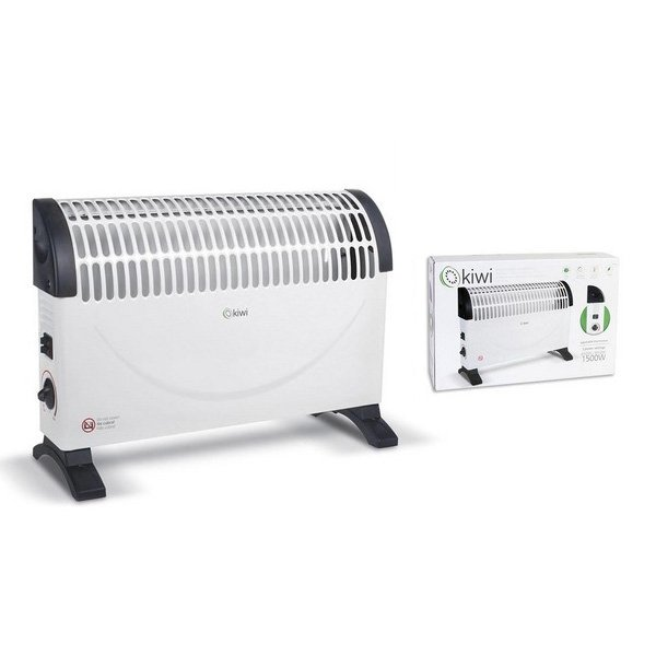 Image of   Elradiator Med Termostat - Kiwi Kht-8442 2000w