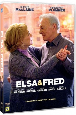 Image of   Elsa And Fred - DVD - Film