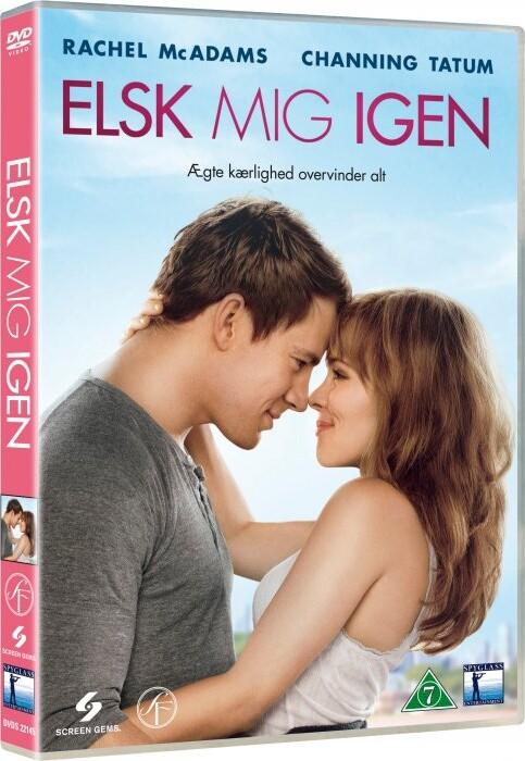 Billede af Elsk Mig Igen / The Vow - DVD - Film