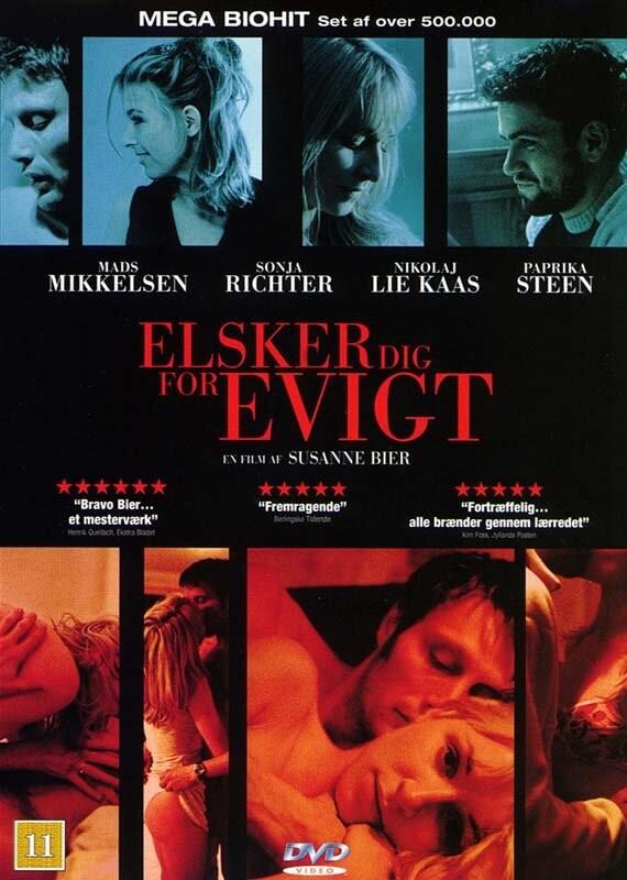 Image of   Elsker Dig For Evigt - DVD - Film