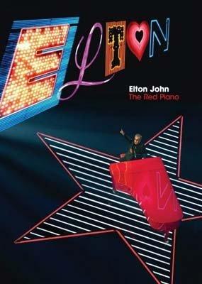 Image of   Elton John - Red Piano - Blu-Ray