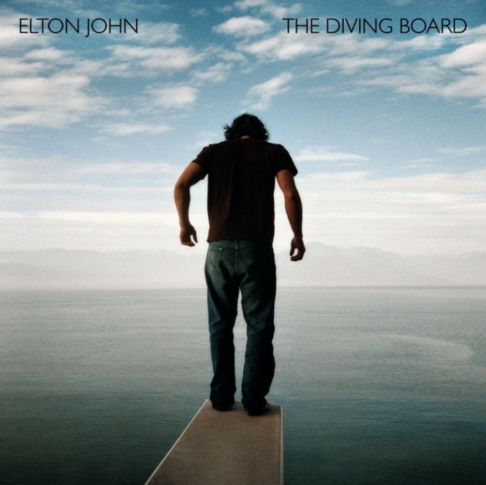 Image of   Elton John - The Diving Board - Super Deluxe (cd+dvd) - CD